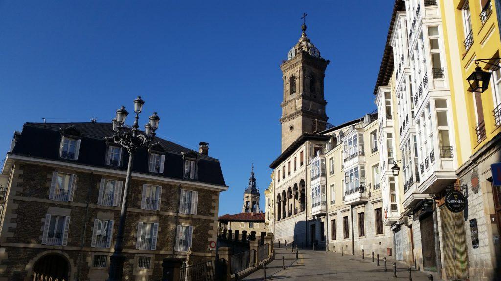 Экскурсии по исторической части столицы басков
