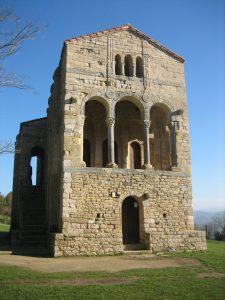 Знакомство с архитектурой севера Испании