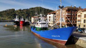 Рыбацкие поселки басков