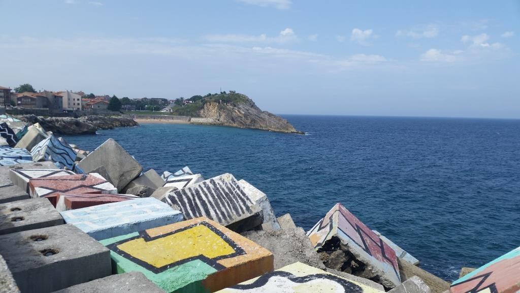 Отдых на пляжах севера Испании