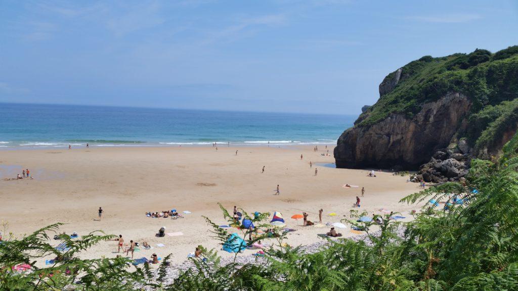 Отдых на лучших пляжах севера Испании