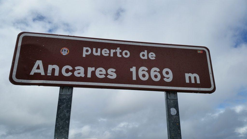 путешествия по горам северной Испании