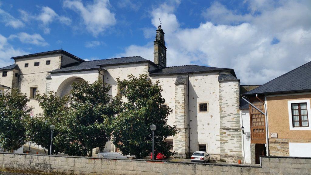 Посещение церквей Вильяфранки с гидом по северу Испании