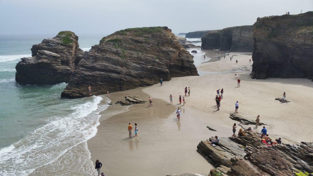 Экскурсии на пляжи севера Испании