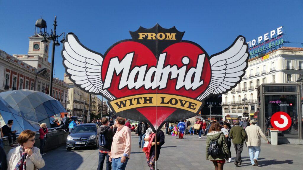 Куда пойти в Мадриде