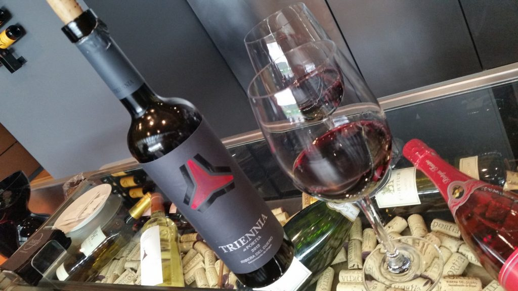 винодельня Фостера в Рибере дель Дуэро