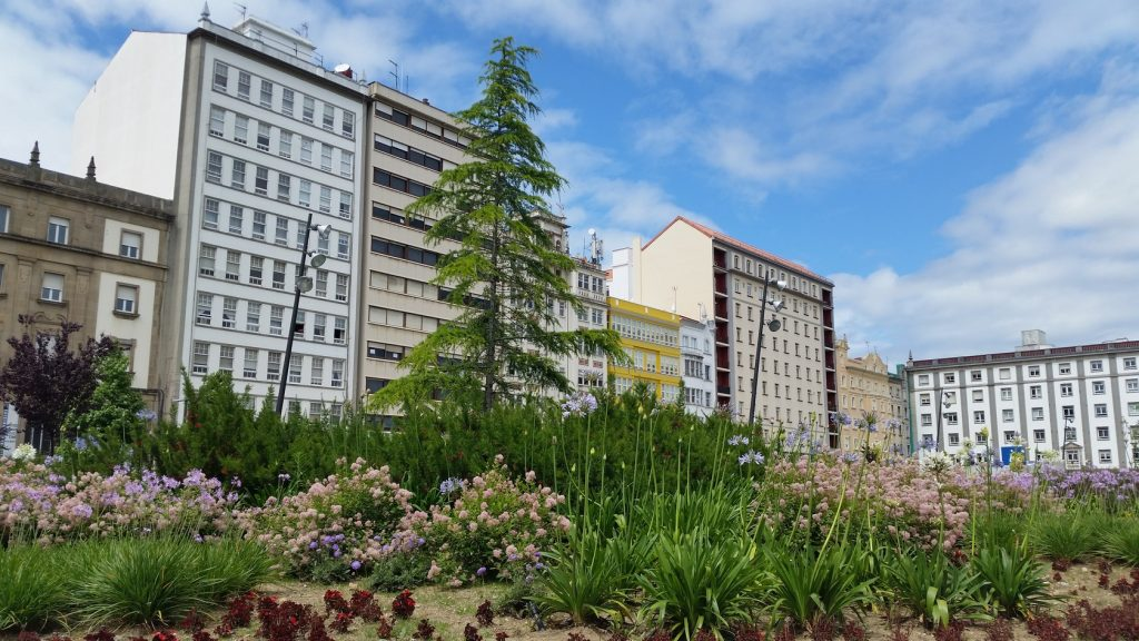 экскурсии по исторической части города Ферроль