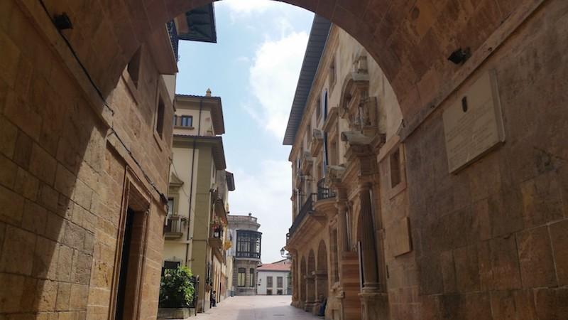 Экскурсия в столицу Астурии