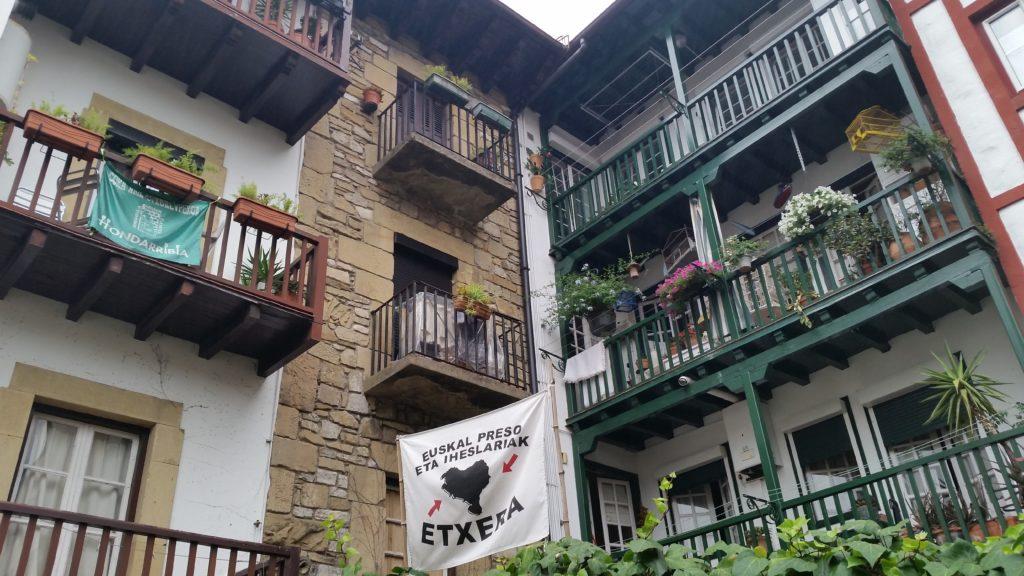 Экскурсии в типичные баскские селения