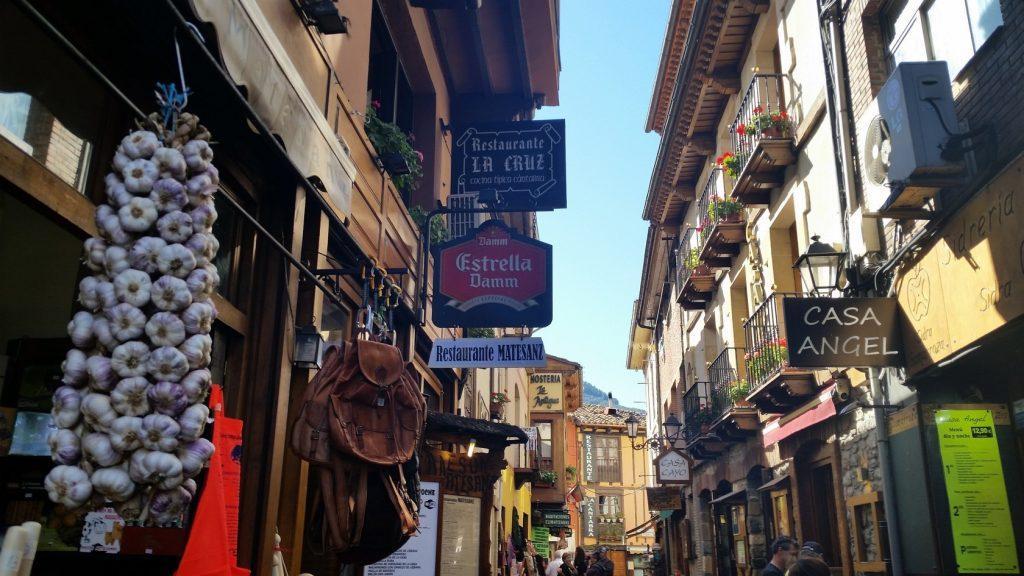 Знакомство с архитектурой городов северной Испании