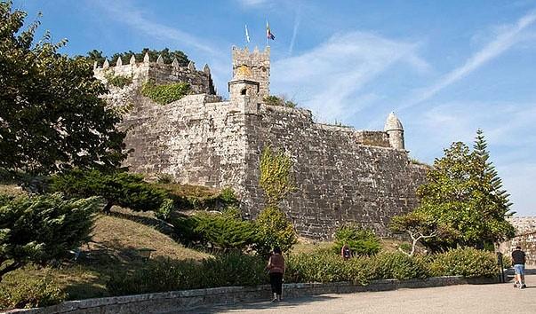 экскурсии в крепости Галисии
