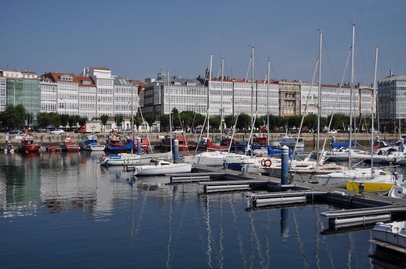 Поездки на яхтах из порта Ла Коруньи