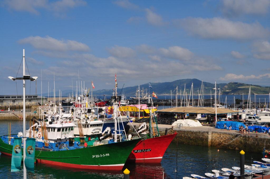 Экскурсии в маленькие рыбацкие поселки басков