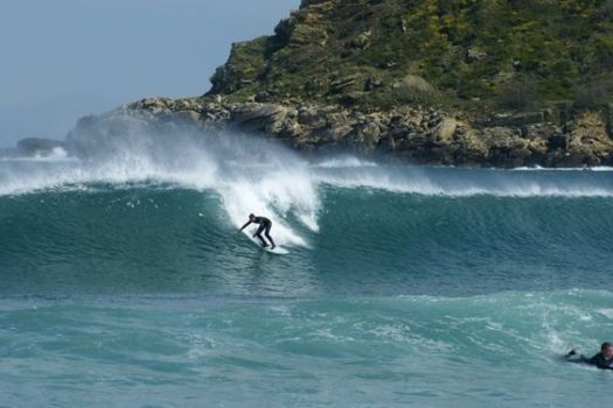 Школы серфинга в Сан Себастьяне
