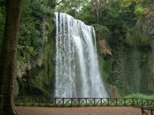 экскурсии к водопадам с гидом