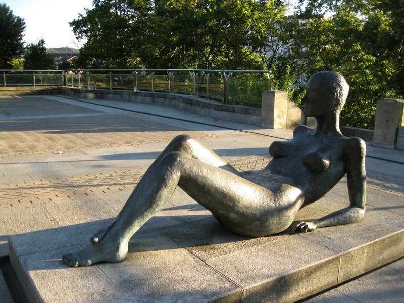Современное искусство в Оренсе