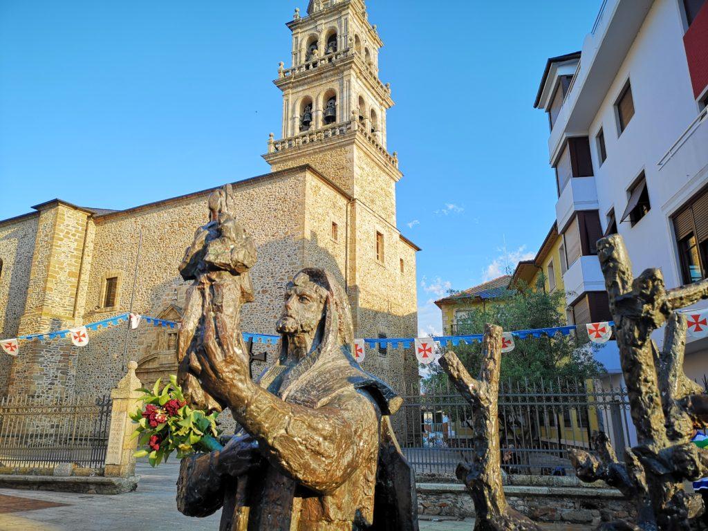Знакомство с историей тамплиеров на севере Испании