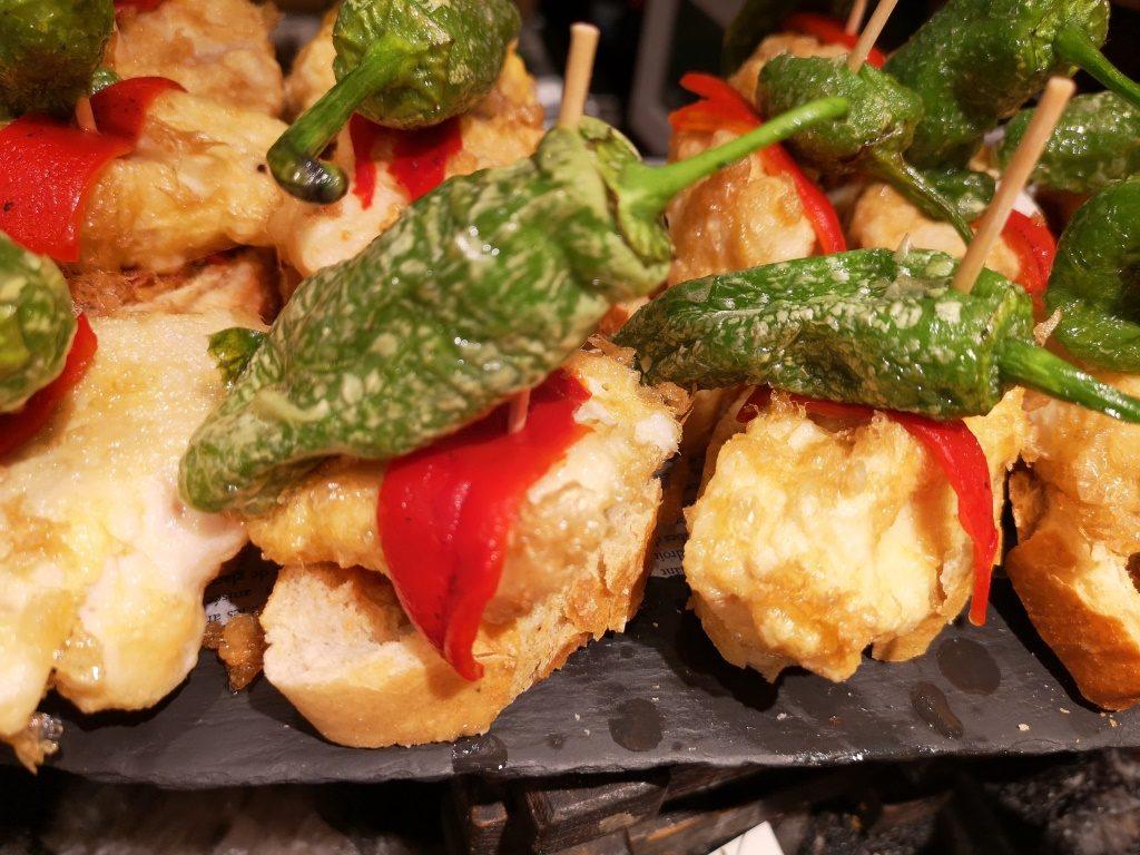 Кухня севера Испании