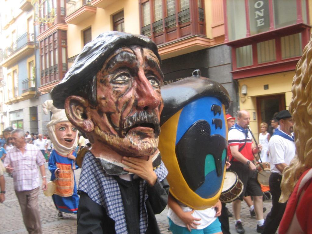 баски народ северной Испании