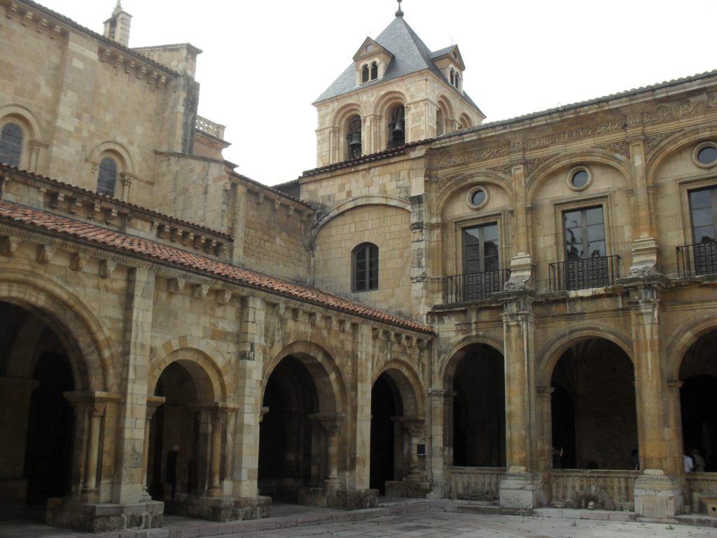 Религиозные центры Леона на Пути в Сантьяго