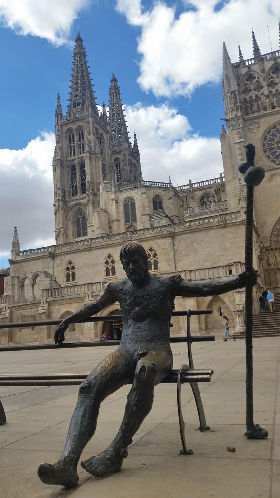 Путь в Сантьяго объект ЮНЕСКО