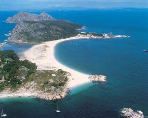лучшие пляжи Галисии