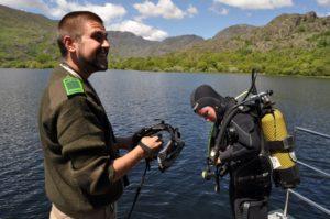 Экскурсии на экологическом катамаране по озеру Санабрия