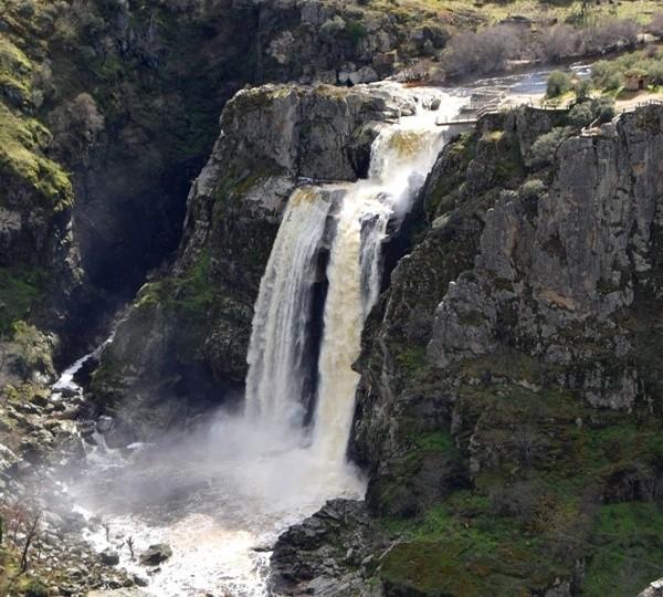 Путешествия к водопадам севера Испании