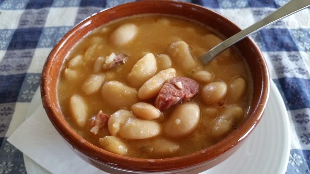 Знакомство с кухней поселков Кастилии