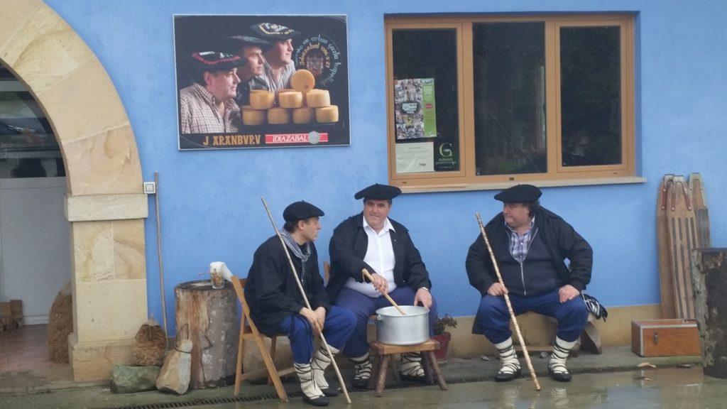 гастрономический тур в страну басков