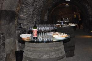 дегустация красных вин Риохи