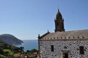 Паломничество по северу Испании