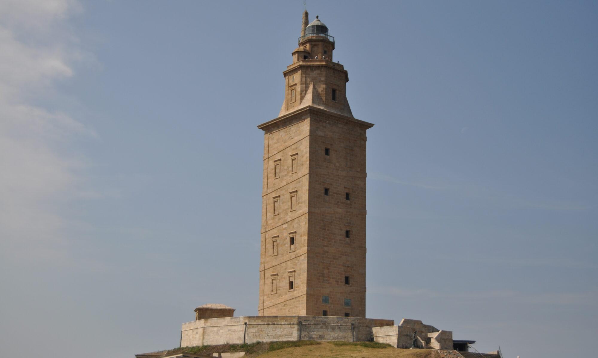экскурсии к башне Геркулеса