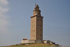 Самый древний маяк римской эпохи