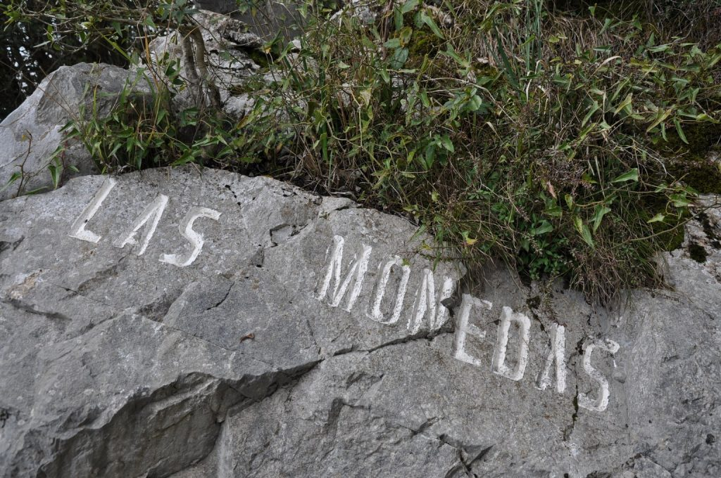 Экскурсии в доисторические пещеры горы Монедас