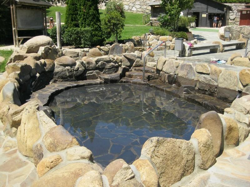 Водные источники Оренсе фото5