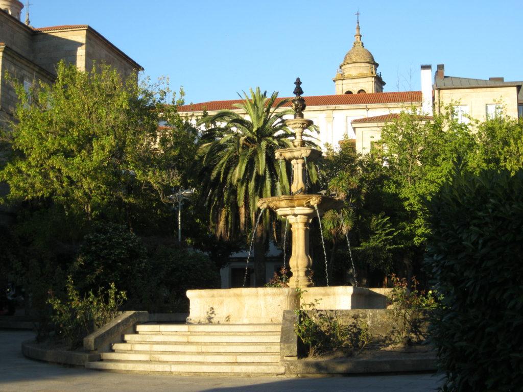 Важные города на севере Испании