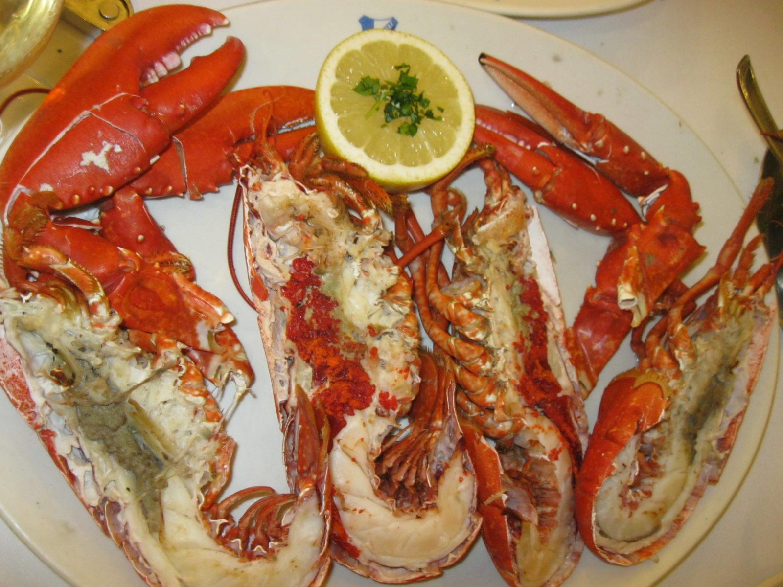 Морепродукты Страны Басков