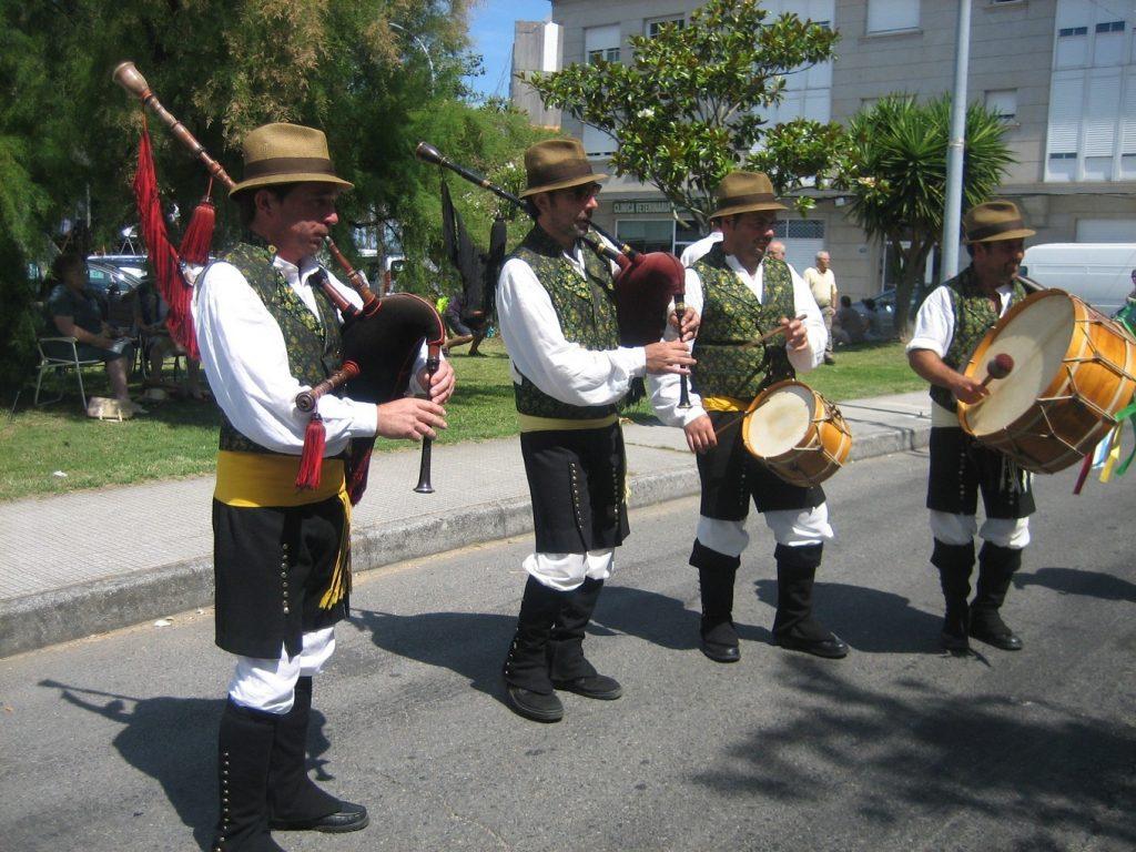 Национальные традиции региона Риас Байшас