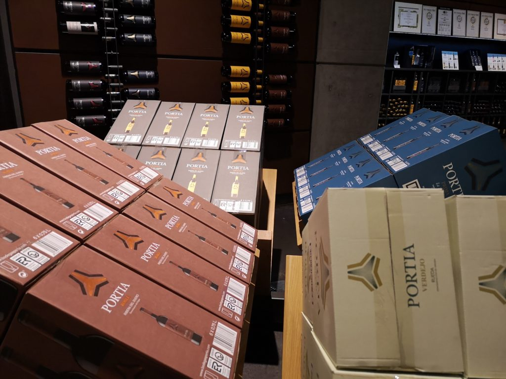 Посещение современных виноделен Риберы дель Дуэро