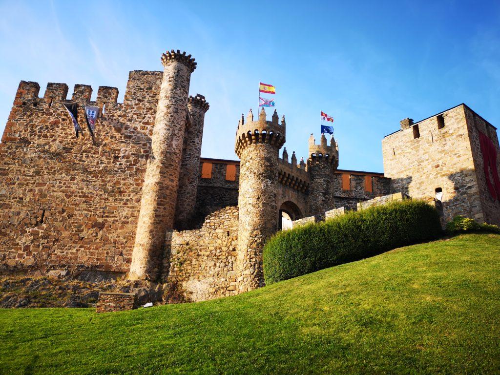 экскурсии в важные замки севера Испании