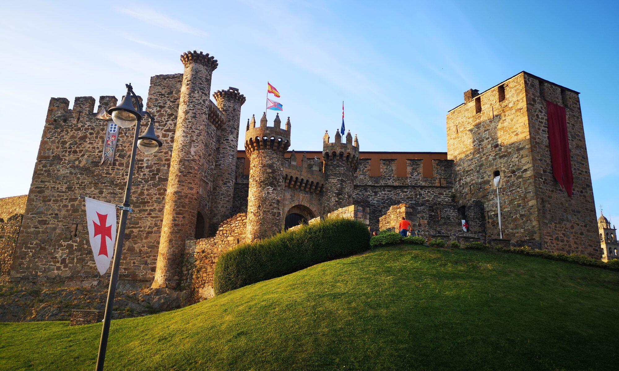 экскурсии в замки севера Испании 23