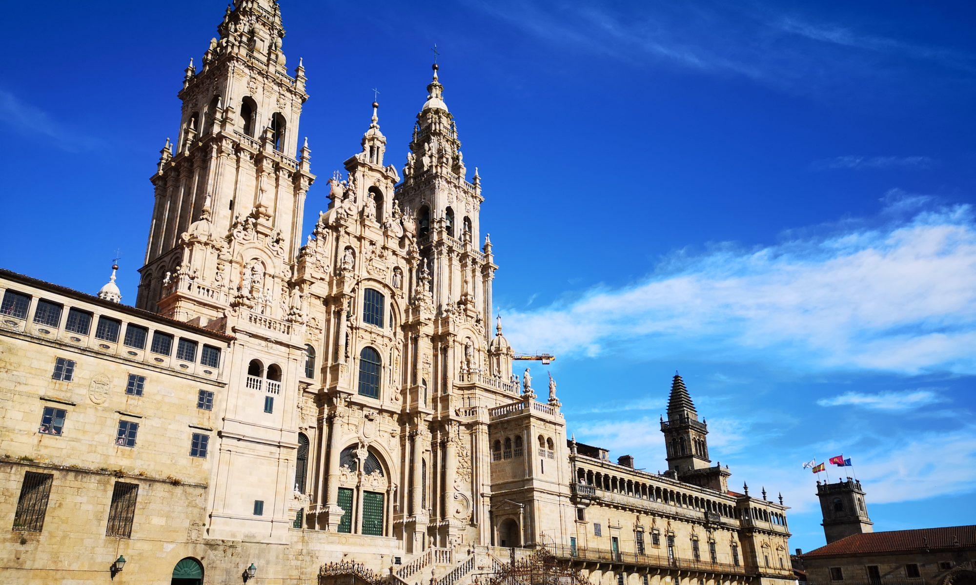 Религиозный туризм в паломнический город Сантьяго де Компостела