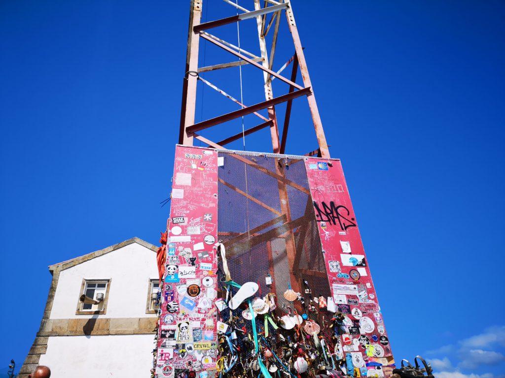 Путь в Сантьяго и Финистерре