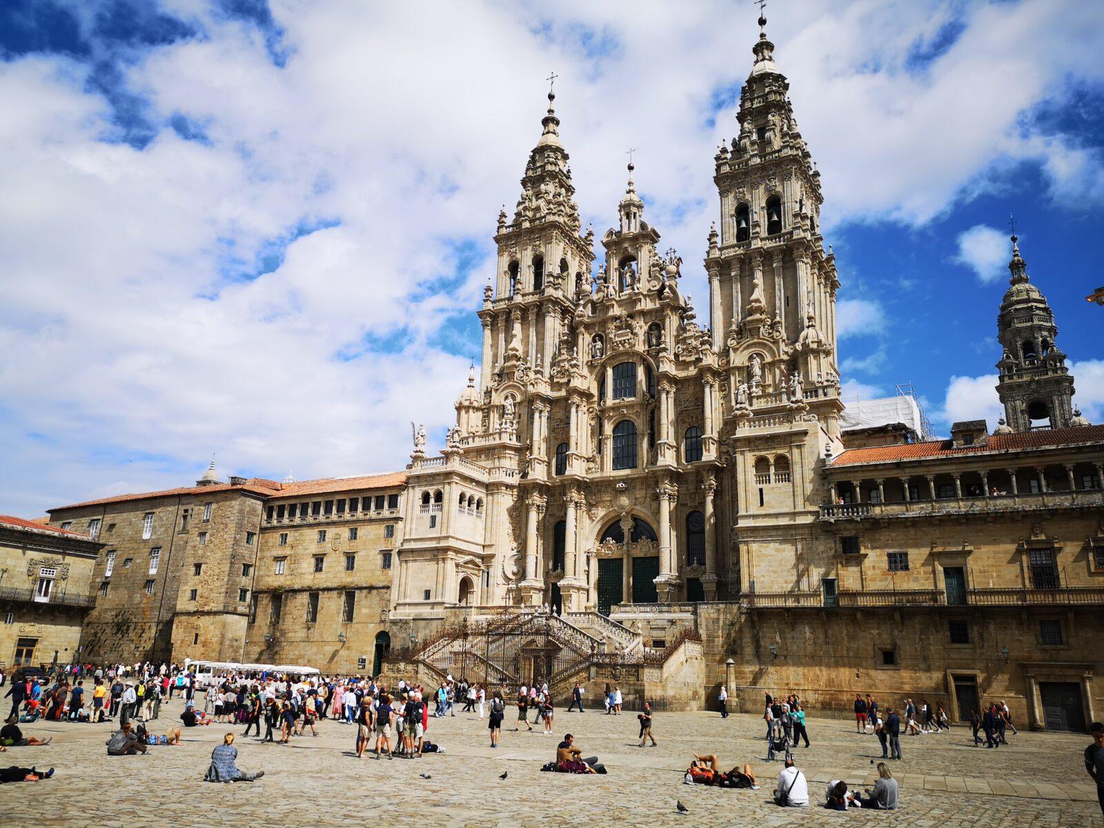 легенды собора Сантьяго де Компостела