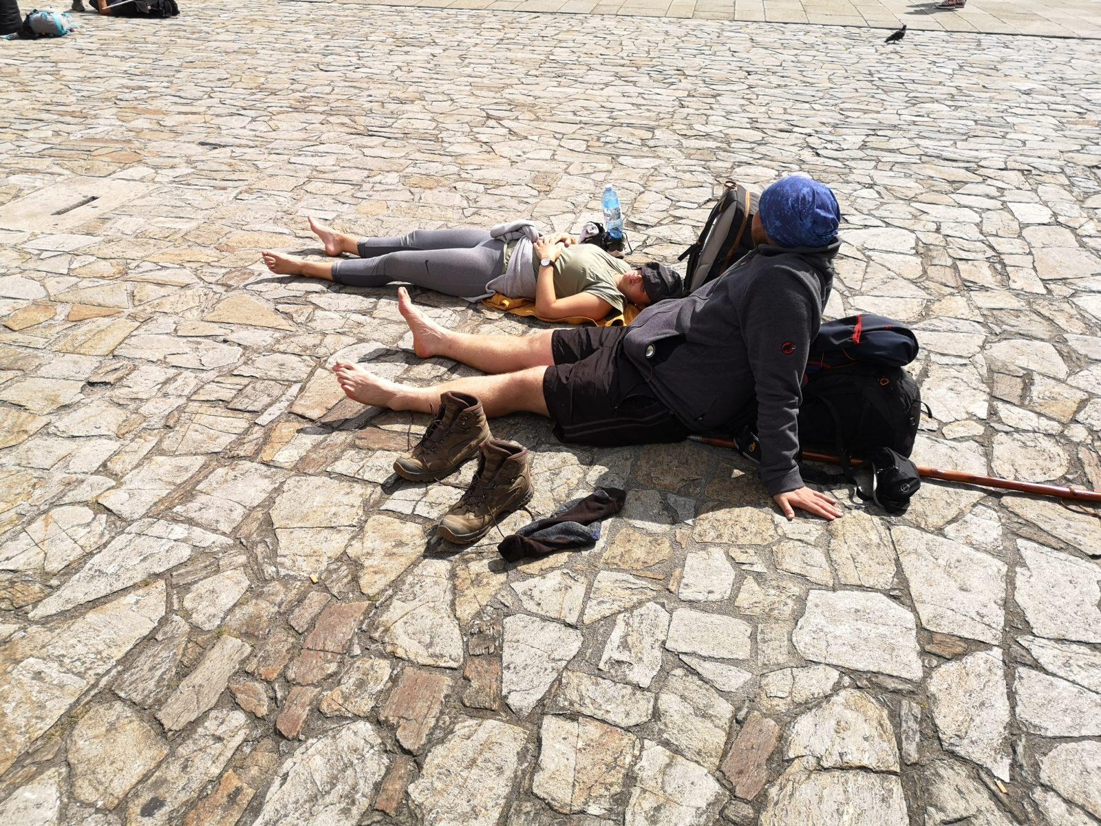 Паломничество в Сантьяго де Компостела