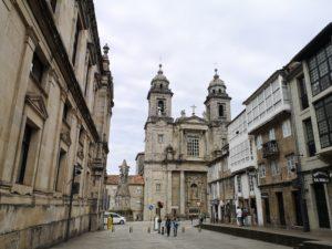 монастыри Сантьяго де Компостела