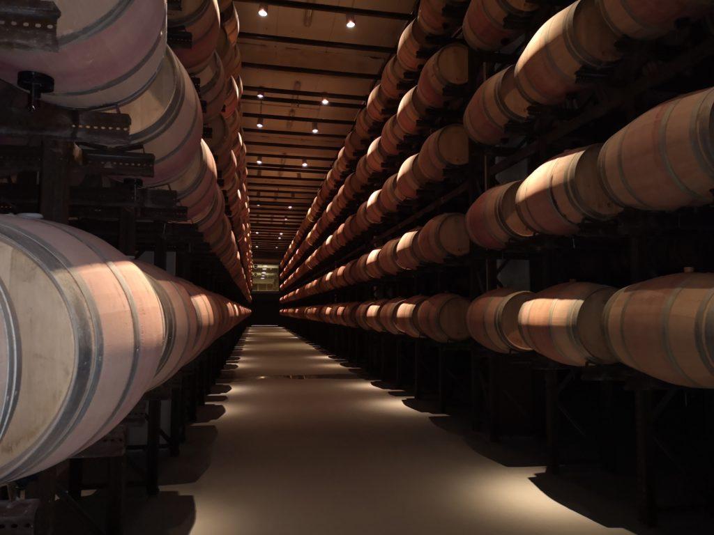 Знакомство с типами выдержки вин в винных турах
