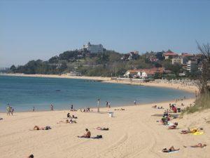 Отдых на курортных городах северной Испании