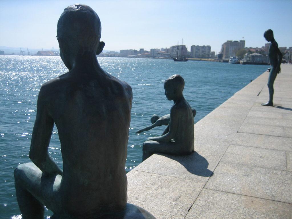 Экскурсии с Ольгой Новиковой по Сантандеру